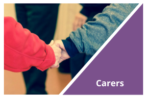 Carers button